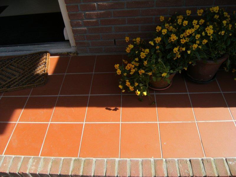Terracotta tegels plavuizen handgevormd atelier kk naarden vesting